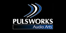 Pulsworks Audio Arts Logo